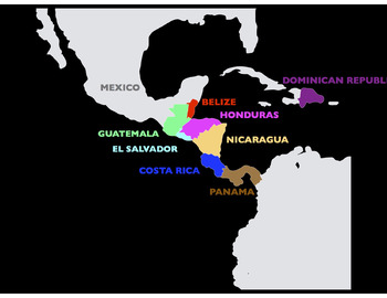 World Geography: Latin America PowerPoint