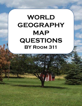 World Geography Map Questions
