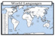 World Geography Maps: Over 20 Maps for Students to Color
