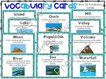 World Geography Mega Pack
