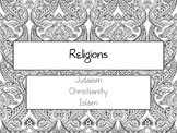 World Geography Middle East Religions