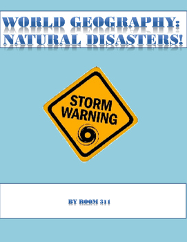 World Geography: Natural Disasters
