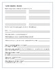 World Geography - Social Studies Activities and Worksheets