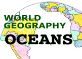 World Geography Songs, Oceans
