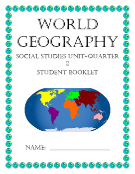 World Geography Student Booklet