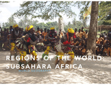 World Geography: Sub-Sahara Africa PowerPoint
