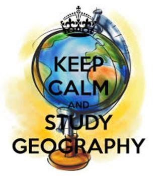 World Geography Syllabus
