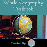 World Geography Textbook Scavenger Hunt