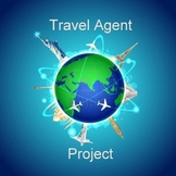 World Geography Travel Agent Project