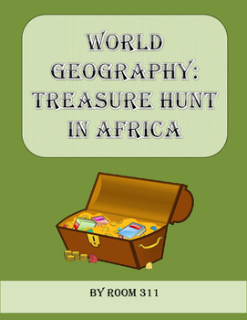 World Geography: Treasure Hunt in Africa