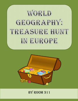 World Geography: Treasure Hunt in Europe