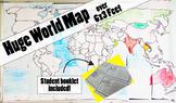 World Map & Geography Unit