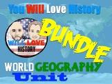 World Geography Unit Bundle