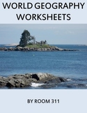 World Geography Worksheets