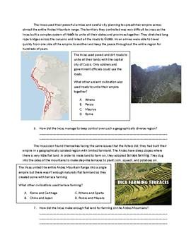 World/Global History: The Incas