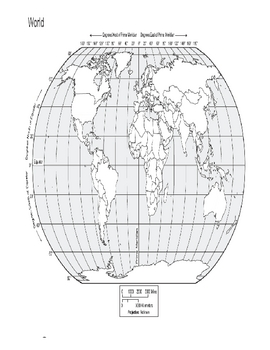 World Government Map
