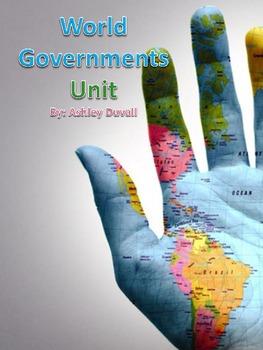 World Governments Unit
