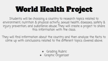 World Health Project