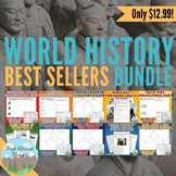 World History Bundle: 10 Best Selling Resources