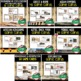 World History Game Cards Part 1 BUNDLE (Early Man to Renaissance, 335 Cards)