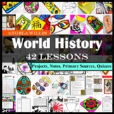 World History (42 Lessons)