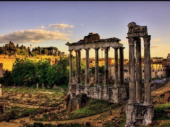 World History PowerPoint #5: Classical Civilizations (The Roman Empire)