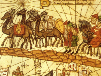 World History #8: Origins of the Silk Road and Indian Ocea