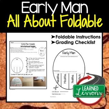 World History Activities, All About Foldable (Interactive Notebook)