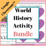 World History Activity: Bundle