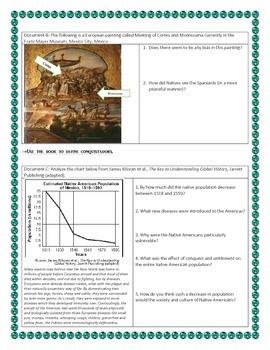 World History: Age of Exploration DBQ