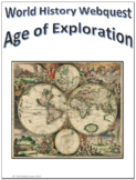 World History - Age of Exploration Webquest Internet Activity