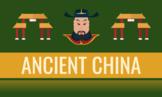 World History - Ancient China - Slideshow Bundle