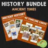 World History Ancient Times BUNDLE