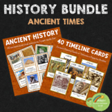 World History Ancient Times BUNDLE