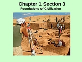 World History Beginnings of Civilization_Foundations of Ci