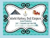 World History Bell Ringers- Unit 1