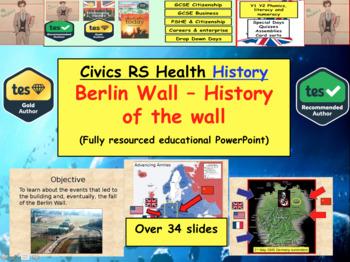 World History - Berlin Wall - 1961-1989