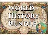World History Unit-Rome, China, Japan, Medieval Europe, Mesoamerica, Exploration