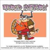 World History Theme Clipart    History Clipart   World History Cartoon Clipart