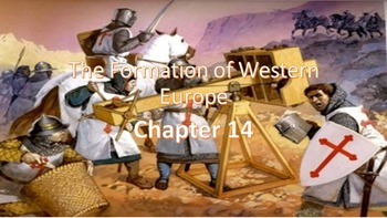 World History: Chapter 14 Formation of Western Europe