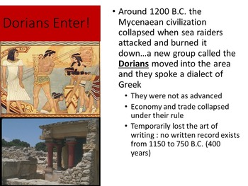 World History: Chapter 5 Classical Greece complete unit