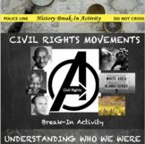 Civil Rights/Apartheid Digital Break Out DBQ Activity