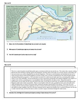 World History: Constantinople Case Study