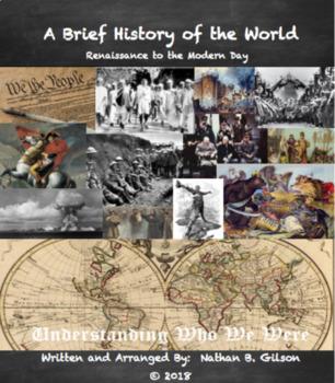 World History Course:  Renaissance to Modern World History