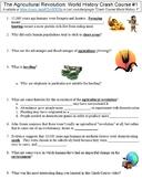 World History Crash Course #1 (Agricultural Revolution) worksheet