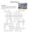 World History Crossword Puzzles