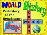 Ancient World History Crosswords