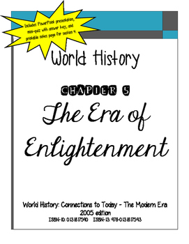 World History: Enlightenment Bundle