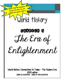 World History: Enlightenment Bundle
