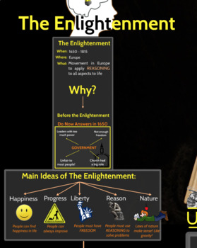 World History: Enlightenment Prezi